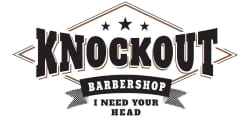 knockout barber shop